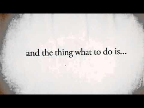 Ira Glass on the Creative Process (www.getoutthebox.org)